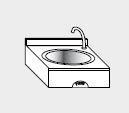 Lavamani linea LG4000