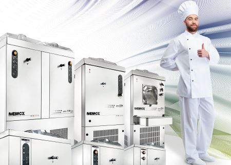 Macchine da gelato prodotti Nemox