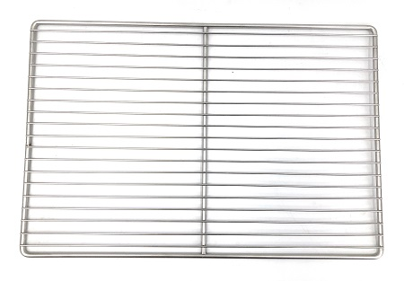 Stainless steel grids 60x40 cm