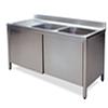 Lavatoi inox AISI 304