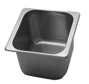 VG181612 stainless steel container 180X165x h120 mm