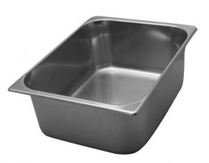 MI-GE210200150 stainless steel ice cream container 210x200x h150 mm