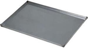AV4980 Aluminium tray 60x40x2h
