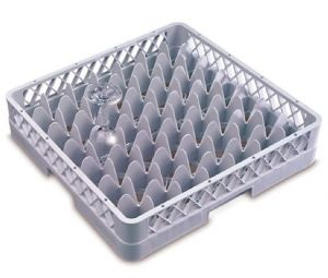 B49 Base 49 scomparti 50x50x9h grigio per bicchieri diametro 6 cm