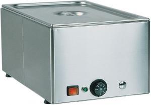 BM31 Tavola calda banco acciaio inox 3x1/1GN 99x54x22h