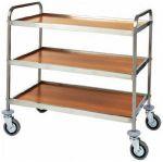 TCA 1051 Service trolley 3 shelves 103x57x97h