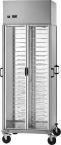 CA1439RG Refrigerated cart for dish +8°+12°C capacity 88 plates Ø25/31