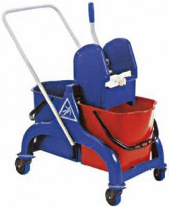 CA1604  Professional mop bucket trolley