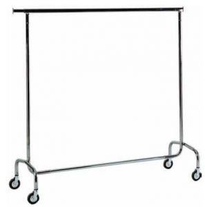 TST 4060 Clothing stand on wheels
