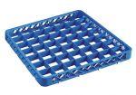 TRIA49 Rialzo 49 scomparti per cestello lavastoviglie 50x50 h4,5 blu