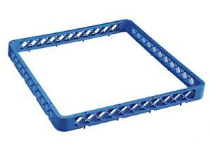 RIAU Rialzo universale per cestello lavastoviglie 50x50 h4,5 blu
