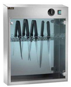 SUV14 Sterilizzatore elettrico raggi UV inox 14 coltelli