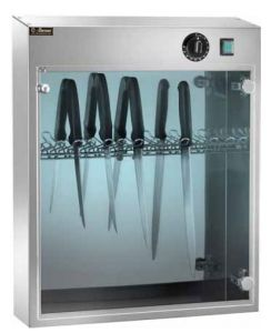 TSUV 14 14 UV stainless steel electric sterilizer 14 knives