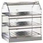 TVBN 4753 Neutral display-case 3 shelves 50x35x50h