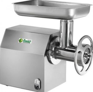 22CT Stainless steel electric meat mincer - Three-phase