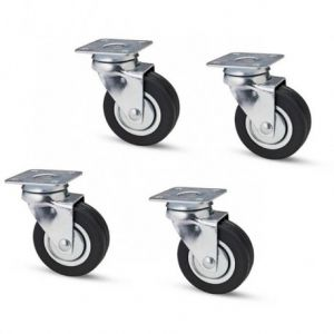 CELLELRUOTE Wheel kit for proving chambers