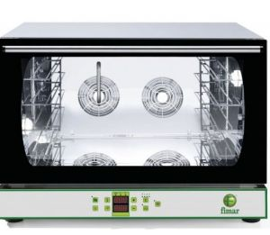 CMP4GPDM Fimar digital convention oven - Single phase