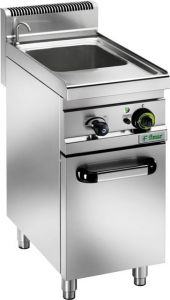 CPM30 Electric pasta cooker on cabinet 30 liters basin