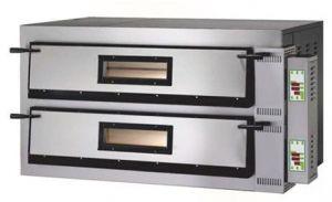 FMD44M Forno elettrico pizza digitale 12kW 2 camere 72x72x14h cm - Monofase