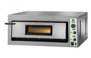 FME4T Forno elettrico pizza 4,2 kW 1 camera 61x61x14h Trifase
