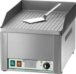 FRY1R Electric Fry top single lined sanded steel surface 3000W single phase