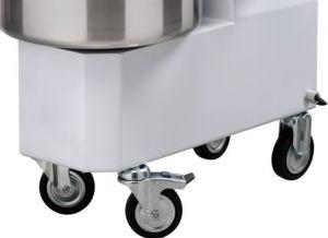 WRUOTEIS50 Wheels kit for spiral kneader 50