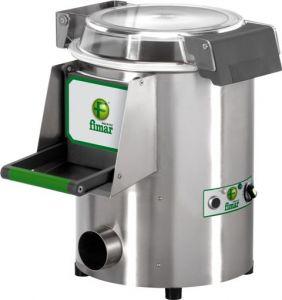 LCN5T Benchtop washing machine 260W stainless steel 5kg - Three-phase