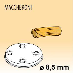 MPFTMA8-25 Brass bronze alloy nozzles MACCHERONI Ø 8,5 for pasta machine