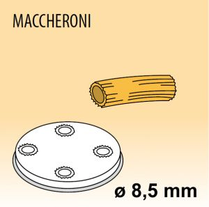 MPFTMA8-8 Brass bronze alloy nozzles MACCHERONI Ø 8,5 for pasta machine