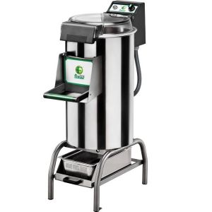 PPF25M Potato peeler on stand 1100W stainless steel 25kg Single phase