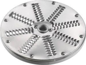 PZ4 Disco sfilacciatura 4mm per Tagliamozzarella TAS