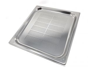 GST1/1P020F Gastronorm Container 1 / 1 h20 drilled