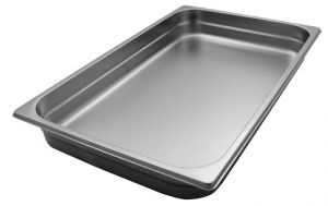 GST1/1P065 Gastronorm Container 1 / 1 h65 mm stainless steel AISI 304