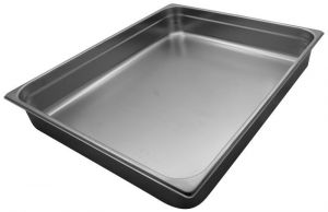 GST2/1P100 Container Gastronorm 2 / 1 h100 mm Stainless steel AISI 304