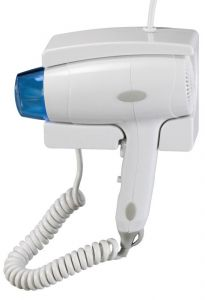 T110500 YUL ESSENTIAL hairdryer in ABS from 1000 Watt