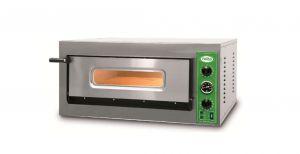 B8M  - Forno per Pizza INOX 4 PIZZA 36 cm  Monofase B8