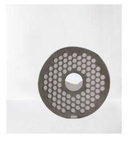 F0412 - Ricambio Piastra 2 mm per tritacarne Fama MODELLO 32
