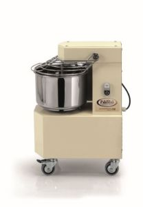 FI301DV - Spiral mixer with fixed head 18 KG - Double SPEED