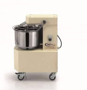 FI305 - Spiral mixer with fixed head 38 KG - three-phase