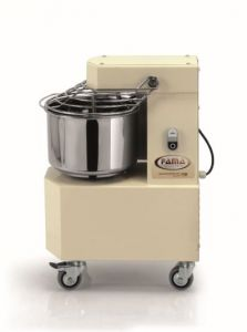 FI308 - Spiral mixer with fixed head 44 KG - Single phase