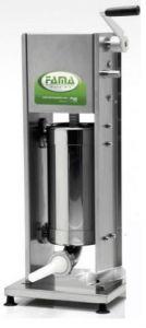 FIN103 -Insaccatrice manuale inox VERTICALE L7