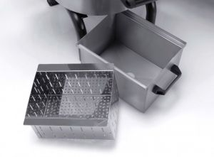 FPC109 - 18 kg mussel cleaner with drawer and filter included - Three-phase