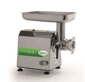 FTI107 - tritacarne TI 12 - cerenato acciaio inox