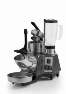 MG20 - Tritaghaccio 340W, Lever squeezer 340W and 400W blender