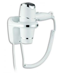 T704004 Hairdryer with wall bracket
