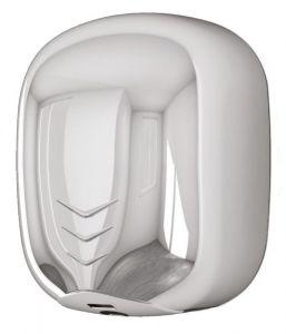 T704511 Asciugamani elettrico ZEFIRO PRO UV acciaio inox AISI 304 brillante