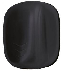 T704519 Hand dryer ZEFIRO PRO UV Black steel