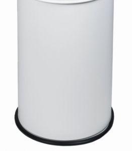 T770503 Corpo per gettacarte antifuoco Bianco 50 litri SENZA COPERCHIO