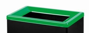 T790418 Profile for waste bins for recycling collection T790401 Green