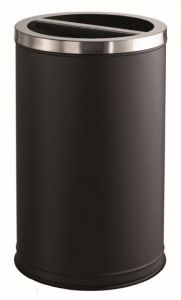 T790840 Gettacarte cilindrico raccolta differenziata 2x50 litri